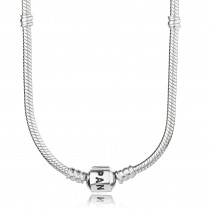 PANDORA Kette 590703HV 925er Sterling Silber