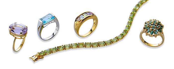 Edelsteinschmuck  Edelsteinschmuck günstig kaufen - Juwelier Online Shop - Ch ...