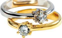 Ringe, Juwelier Stuttgart