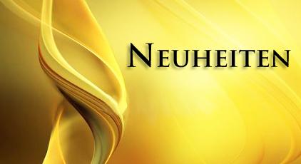 Schmuck NEUHEITEN