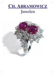 Der aktulle Abramo Juwelenkatalog