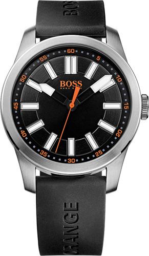 BOSS ORANGE 1512936 BIG UP Armbanduhr mit Quarz-Werk