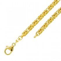 Königskette Gelbgold 585 massiv