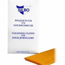 Goldpflegetuch für Goldschmuck, Pflegetuch für Gold, Gold reinigen