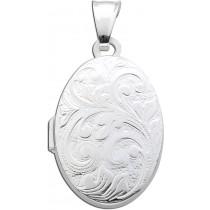Anhänger Medaillon Sterling Silber 925