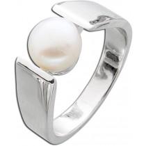 Ring Silber 925 Süsswasserzuchtperle