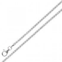 Silberarmband - Glitzerarmband Sterling Silber 925/- mit Zirkonia