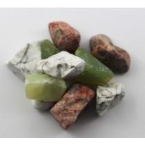 Lapis Vitalis Wassersteine Fünf-Elemente Mischung Lebendigleit und Lebensfreude