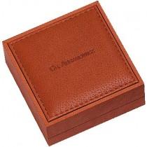 Universaletui aus Nubuk mit Schaumstoffeinlage, LxBxH 90x90x40 mm. Erhältlich bei Abramowicz, dem Juwelier Ihres Vertrauens seit 1949, aus Stuttgart, Rotebühlstr. 155