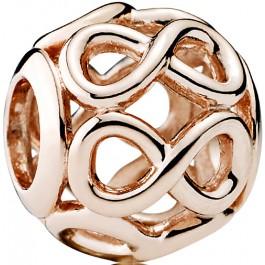 PANDORA Rose Charms 781872 Unendlichkeit Metalllegierung