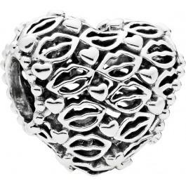 PANDORA Charm 796564 Liebe und Küsse Sterling Silber 925