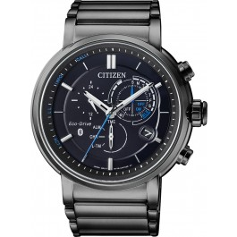 Citizen Uhr BZ1006-82E - Proximity - Bluetooth Chronograph Eco Drive Smartwatch IP schwarz