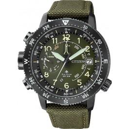 Citizen Uhren BN4045-12X Promaster Altichron Eco Drive Kompass Höhenmesser 20bar