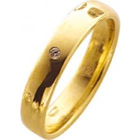 Trauring Gelbgold 8k 333/-, Brillant 0,02ct W/SI, Breite 4,0mm, Stärke 1,3mm Trauring in Gelbgold,mit echtem Brillant 0,02ct W/SI, hochglanzpoliert 333/  8 karat Breite 4 mm, Stärke 1,3mm  Die Gravur der Trauringe sowie das Etui erhalten Sie kostenlos und