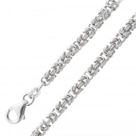 Königskette - Sterling Silber 925/-