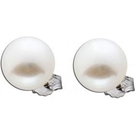 Ohrringe - Ohrstecker Sterling Silber 925 Süßwasserzuchtperlen