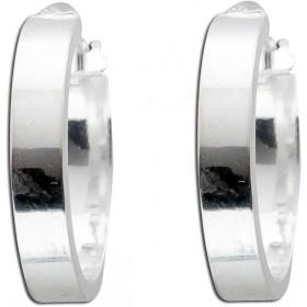 Ohrringe Creolen Silber 925