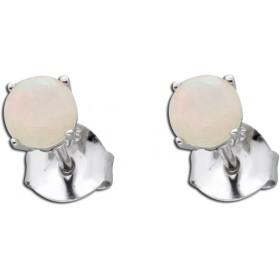 Ohrstecker/ Ohrringe Sterling Silber 925 äthiopische Opale