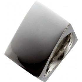 Ring - Edelstahlring poliert Toyo Yamamoto