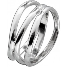 Ring X-Ring Silber 925