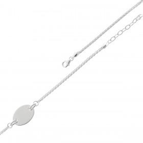 Gravurband Sterling Silber 925