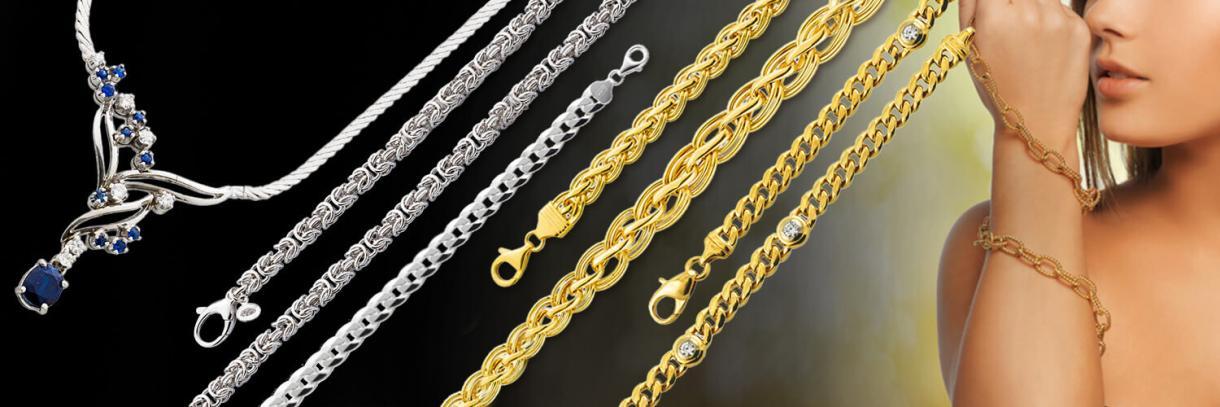 Ketten bei abramo.de dem Juwelier günstig online kaufen