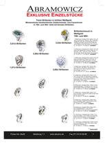 Der Einzelstücke Katalog 2013