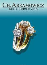 Der Schmuck und Gold Katalog Sommer 2015
